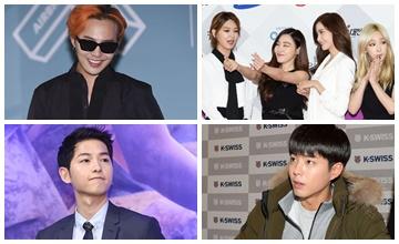 韓流之光!時尚偶像獎多位韓流頂級藝人入選!