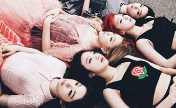 Red Velvet回歸舞台又被批身材?粉絲亮當天照片根本美翻天!