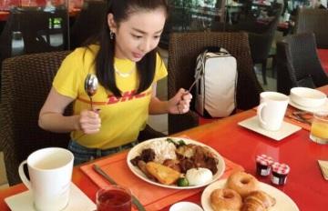 韓星們怎麼吃都不胖! 原來她們也用OO 飲食法?