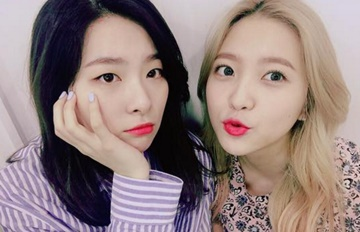 Red Velvet自評隊內外貌排行 瑟琪的回答卻讓其他成員表情大變?