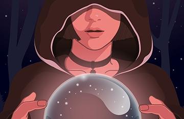 【男女通用】魔鏡告訴你靈魂深處的愛情色是?神準☟☟☟