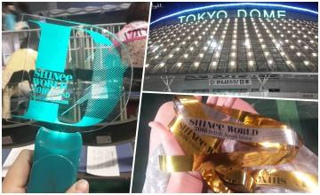 【日本Live】偶像的夢想指標 ♡ SHINee東京巨蛋演唱會初體驗