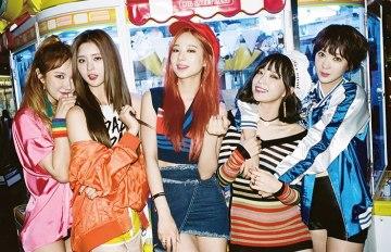 新專輯搶先聽 女團最強創作者藏在EXID裡!