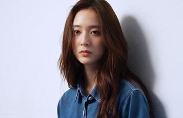 原來Krystal還有個遠房妹妹!五官神似Krystal的新人女偶像?