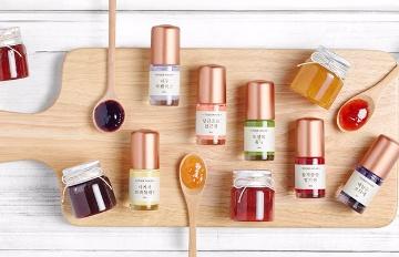 Etude House推出果醬指彩 水漾甜美還帶有水蜜桃香氣