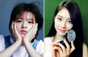 俞氏姊妹不只演員孔昇延和TWICE定延!二姊美貌也電翻韓網友!