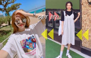 韓系女孩注意!今年夏天韓妞必備的五款單品 妳GET了嗎♥