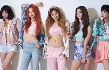 EXID〈上下〉被稱神曲不是沒有原因!原曲意外公開讓網友超吃驚?