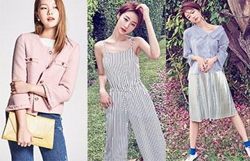韓國女大生、上班族都在買 時尚平價、質量又好的韓國品牌