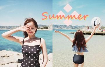 凡人也能拍出MODEL級的夏日海邊美照☼ 女生必學的5種POSE
