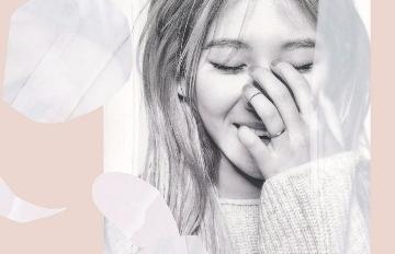原來她也在JYP?完美詮釋JYP「空氣半聲音半」的甜美小清新!