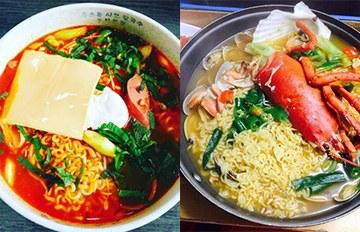 馬上煮一碗吃吃看吧!PIKI韓國小編親試的3種泡麵煮法