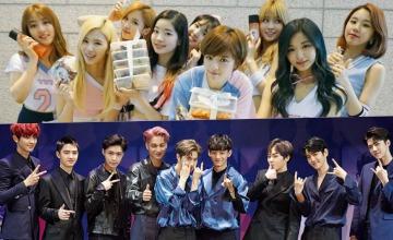 【韓國人都聽這個♫】EXO大勢回歸!本週音源榜大洗牌?