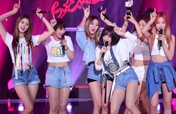 超暖心!EXID自豪炫耀粉絲禮物 節目中感謝下跪行大禮!