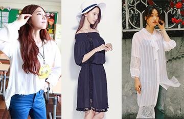 與韓妞同步零時差的時尚機會來了!潤娥代言掀起今年夏天的K-fashion
