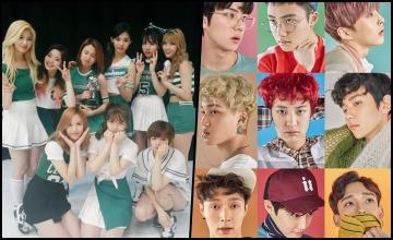 【韓國人都聽這個♫】本週新進榜歌曲有三首!歌單更新了嗎?
