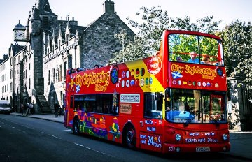 雙層巴士開進臺北!北市年底準備迎接雙層觀光巴士!