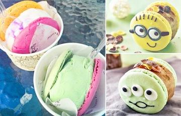 討論度超高!台灣2間超可愛馬卡龍冰淇淋融化你的心❤❤❤