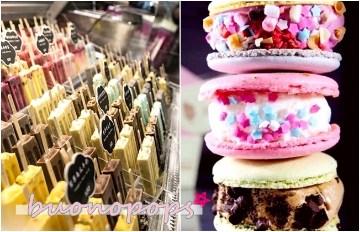 拍照拍不停 ! 繽紛夢幻天然冰淇淋在台灣就吃到 ❤