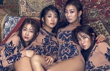 SISTAR成員的「一個動作」 展現成軍六年女團的威嚴!