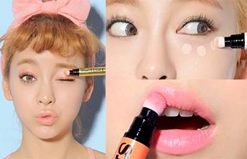 韓國知名化妝師打造出超威韓妝 只要一支筆搞定所有底妝+彩妝