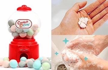 一天洗5次臉也不會嫌麻煩 超威的韓國糖果波波洗麵粉♡♡♡