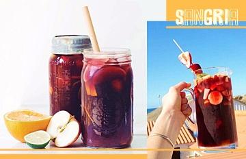 仲夏來杯清涼的夏日特調!水果氣泡飲超級簡單作法♪♫