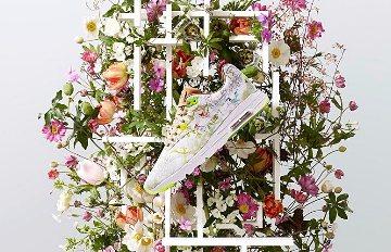 NikeCourt x Liberty印花系列,讓你繽紛整個夏季✿✿✿