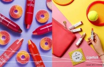 現在只買單色唇膏根本low掉啦!韓國妞最愛的6款漸層唇膏♥