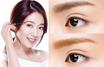 擺脫「 蠟筆小新」眉就靠它 韓妞化妝包裡「 人生染眉膏」TOP 8