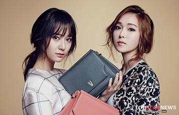 果然是最佳妹妹典範!Krystal再次用行動默默支持Jessica?