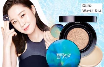 夏日不脫妝秘密武器!CLIO防水系列讓你的妝不再土石流❤