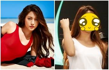 AOA雪炫休息時間長肉變圓臉 讓網友們忍不住說…