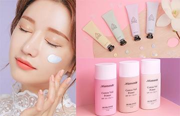 韓妞光澤細膩的底妝秘密都在「它 」♥攻佔韓妞化妝包的妝前乳Top 5