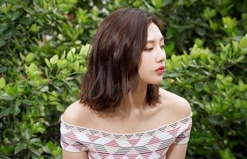離Red Velvet回歸不遠了?Joy長髮新造型亮相「超腰瘦」!