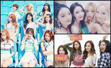 美出新高度!讓韓國網友大呼「已戀愛無誤」的女團是她們♡