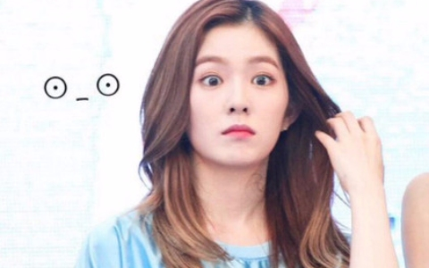 Irene的一個習慣動作 被其她成員上節目集體吐槽!?