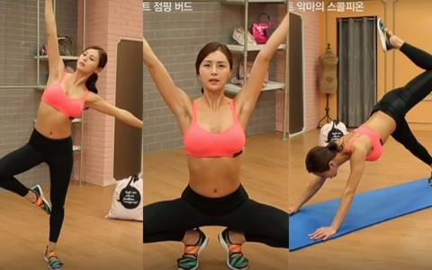 想擁有韓妞的3D身材?韓國教練自創體型減肥法 M、L、XL體型不同的運動法則