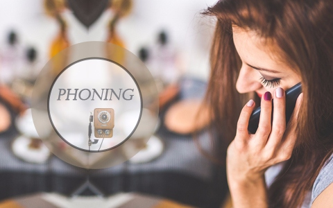 【趣味測試】講電話的動作可以看出你的愛情敏感度!