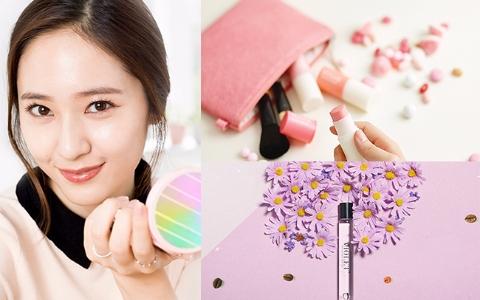 洗版韓妞化妝包的10個精緻小物 化妝包不用塞滿滿一樣可以隨時保持完美