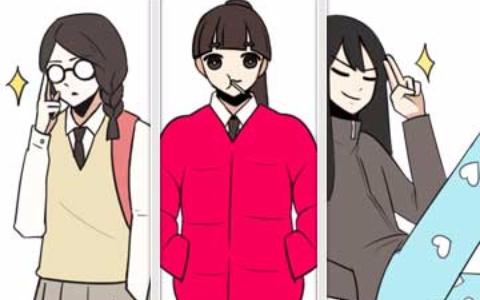 【女高生了沒】能成功瞞過生教的校服FASHION-第5話