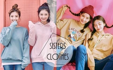 錢就是要一起花 ♥ 3間韓系網拍姊妹裝推薦 忍不住又要買了啦!