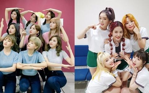 女團「出道曲YouTube點擊率TOP10 」一位果然預料之中啊 ~!!!這點擊率真的太狂了啦~!!!