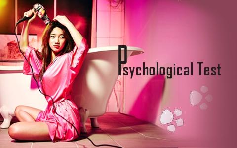 【韓妞測試】洗個澡就可以知道你的戀愛心理??