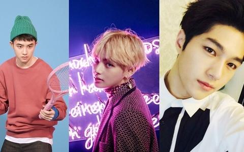 韓國男同志選出的「男愛豆理想型外貌TOP16」~他們果然愛這幾款的~!!!究竟一位是...?