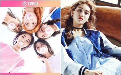 I.O.I Somi加入TWICE的安可舞台 娜璉的一個動作被說「超有愛」!繼I.O.I之後 網友最期待看到TWICE遇見「她們」