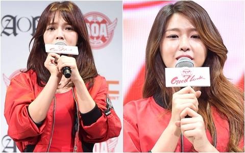 AOA成員再度失言惹爭議!上傳影片中「髒字」惹怒網友 粉絲:「不能說不是常識嗎?」