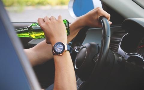 酒後開車會怎樣?