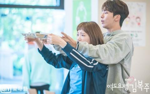 不只是李聖經,《舉重妖精》的這號人物也很酷!被韓網友看好的新人演員?