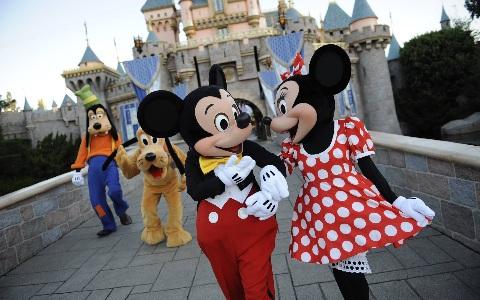 情侶別去迪士尼約會 小心沒更甜蜜還分手!
